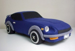 Rocket Craft plush S30 Fairlady Z
