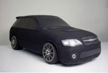 Rocket Craft plush Subaru Legacy wagon BP