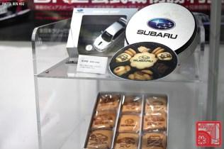 Subaru cookies WRX STI mouse