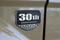 Toyota Land Cruiser 70 30th Anniversary 02