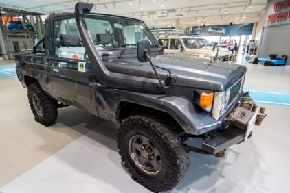 Toyota Land Cruiser 70-Series 31
