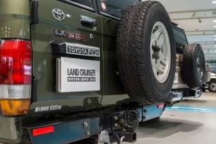 Toyota Land Cruiser 70-Series 51