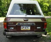 1980 Subaru BRAT brown07