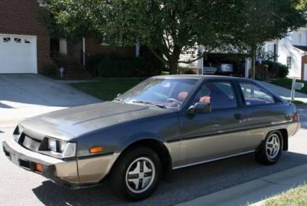 1984 Mitsubishi Cordia Turbo 04