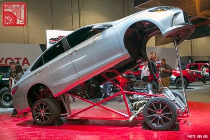 15_Toyota Camry drag car