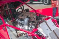 16_Toyota Camry drag car