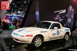 Mazda MX5 NA race car