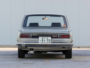 1970 Nissan Skyline GT-R sedan PGC10 05