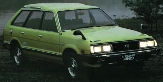Subaru Leone wagon