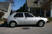 1983 Dodge Colt Twin-Stick Mitsubishi Mirage 04