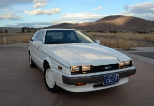 1987 Isuzu Impulse RS Turbo 08