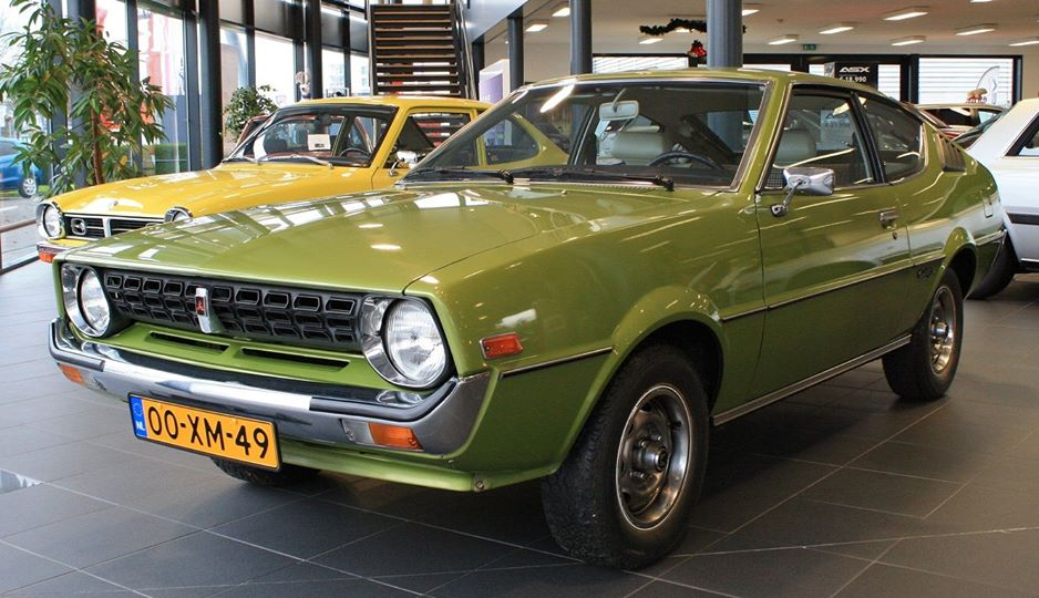 Who Owns Mazda >> EVENTS: Mitsubishi Netherlands' 40th Anniversary Classic ...