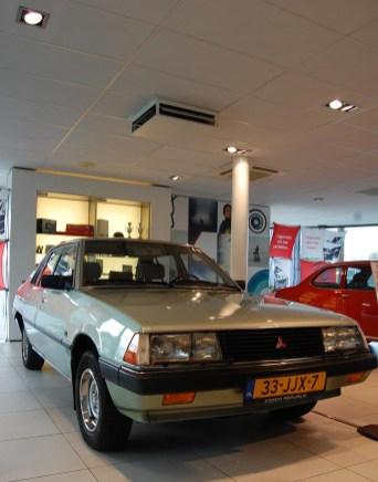 1983 Mitsubishi Galant GLX 08