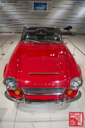 12_Nissan Datsun Fairlady Roadster
