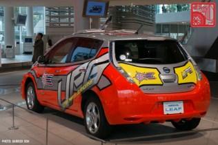 16_Nissan Leaf Ultraman