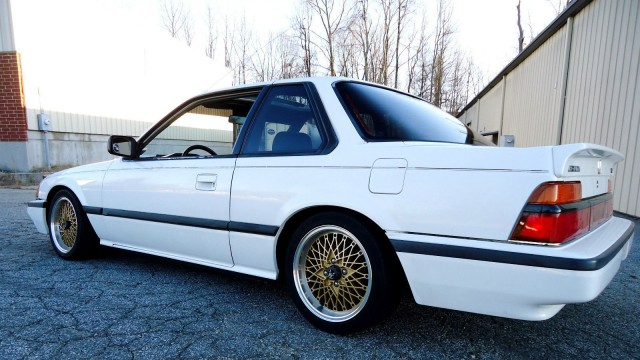 KIDNEY, ANYONE? Super Clean 1987 Honda Prelude Si ...
