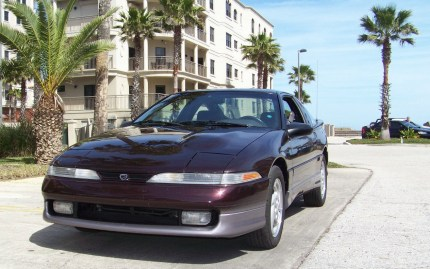 1990 Eagle Talon TSi AWD 03 FL3qtr