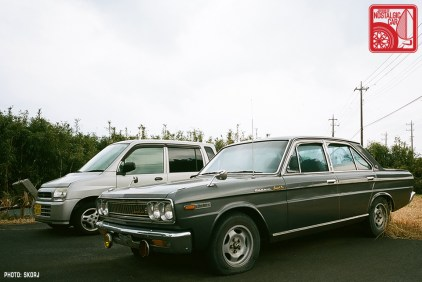 21-Sk421_Nissan Cedric C130 Special Six