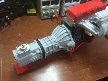 22re Engine For Sale >> Minicars Complete 3d Printed Toyota 22re Engine And W56