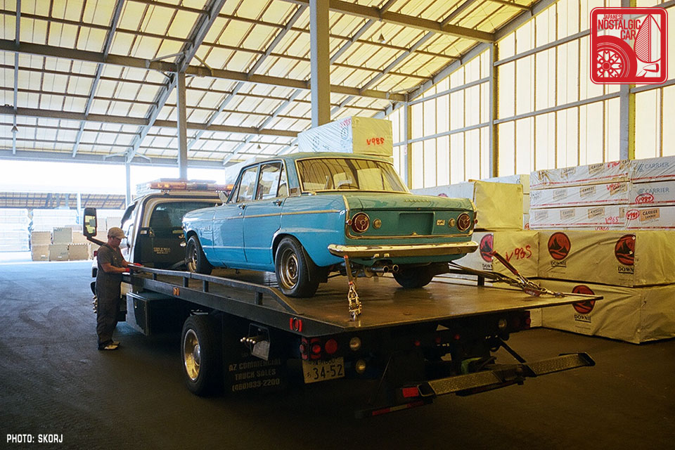 PROJECT B: Owning a classic car in Japan, Part 02 — The Shaken ...