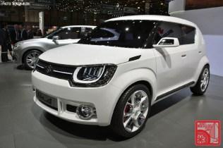 Suzuki iM4 Geneva Motor Show 05