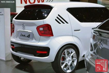 Suzuki iM4 Geneva Motor Show 11
