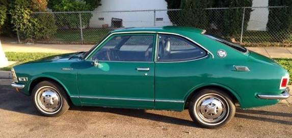 Datsun 240z For Sale >> KIDNEY, ANYONE? All-original 1973 Toyota Corolla TE27 | Japanese Nostalgic Car