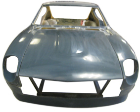 Product Guide Complete Frp Datsun 240z Body Japanese