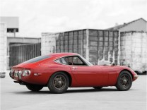 1967 Toyota 2000GT Monterey RM Auction 02