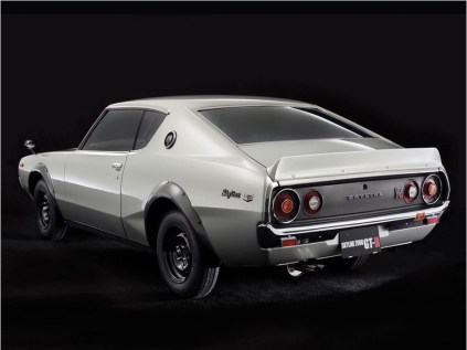 1973 Nissan Skyline GT-R Monterey RM Auction 02