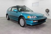 1991 Honda Civic Si Tahitian Green 03