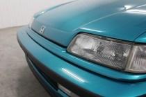 1991 Honda Civic Si Tahitian Green 08