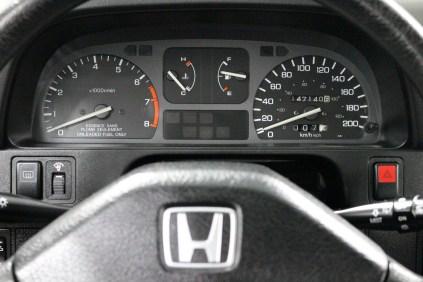 1991 Honda Civic Si Tahitian Green 27