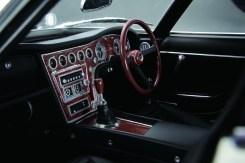 DiAgostini Toyota 2000GT subscription model interior2