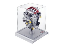 Eaglemoss Nissan GTR engine subscription model case