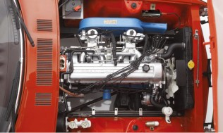 Nissan Fairlady Z S30 subscription model engine2
