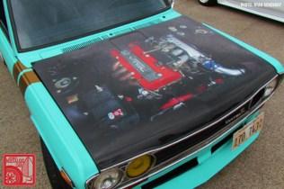 Datsun 510 Sedan Hood Team_Nostalgic Chicago