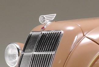 Tamiya Toyoda Model AA hood ornament