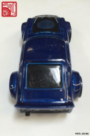 2016 Hot Wheels Nissan Fairlady Z - blue 13