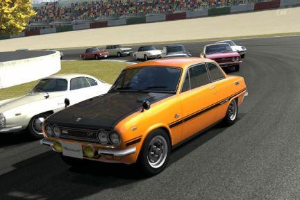 Gran Turismo 5 Isuzu Bellett