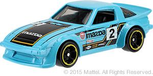 Hot Wheels Mazda RX7 SA22 KMart KDay