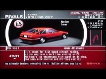 Tokyo Xtreme Racer Zero Rolling Guy