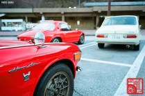 02_Honda S800 & Toyota Sports 800