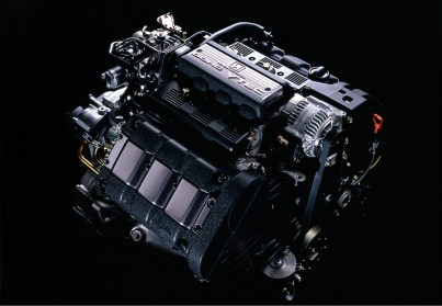 1990 Honda NSX engine