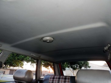 Dome Light EA81 Wagon