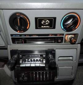 Stereo EA81 Wagon