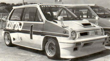Honda City Turbo