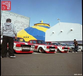 195-KLHslbld306s_Nissan Skyline C10 Hakosuka