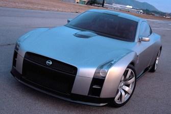 Nissan GT-R Concept 2001