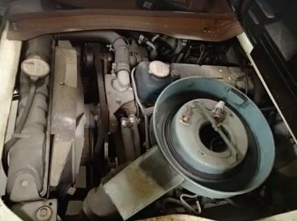 1978 Nissan Caravan Chair Cab restoration 04